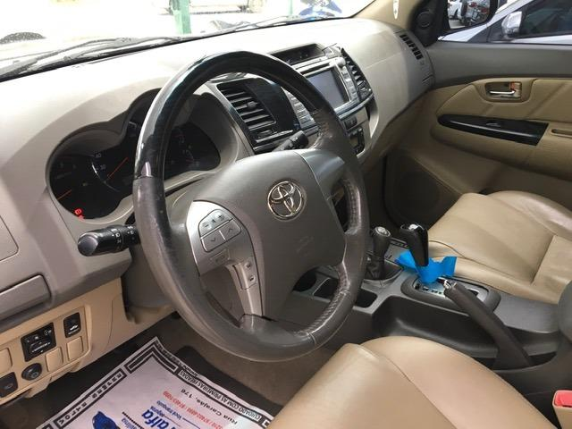 Hilux sw4 srv 3.0 diesel 2013 automatica 7 lugares - Foto 11