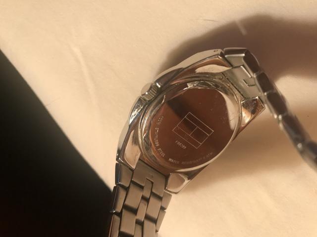 Relógio Tommy Hilfiger em Aço - Foto 4