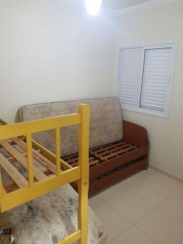 Apartamento c/ varanda e churrasqueira Ubatuba - Foto 5