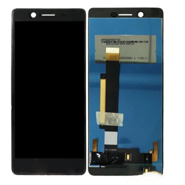 Nokia 7 2017 LCD Display Touch Screen Glass Panel Digitizer Assembly - Foto 4