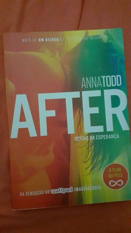 Livro After Depois da Esperança