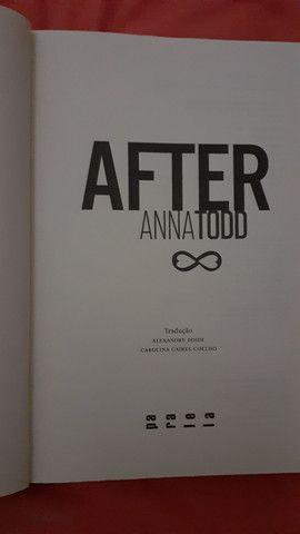 Livro After da Anna Todd - Foto 3