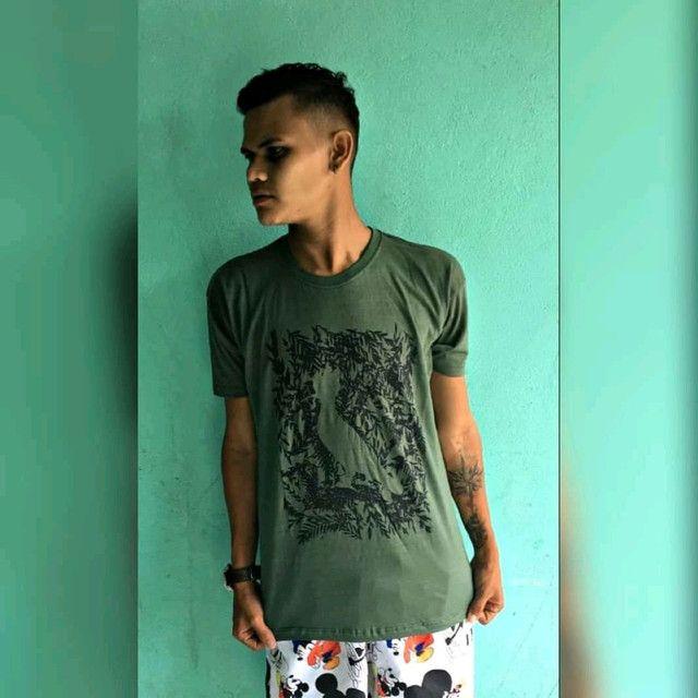 Camisas masculinas - Foto 2