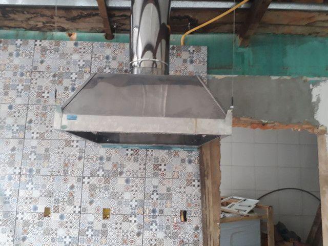 Equipamentos em aço inox sobre medidas para cozinhas industriais bares - Foto 4