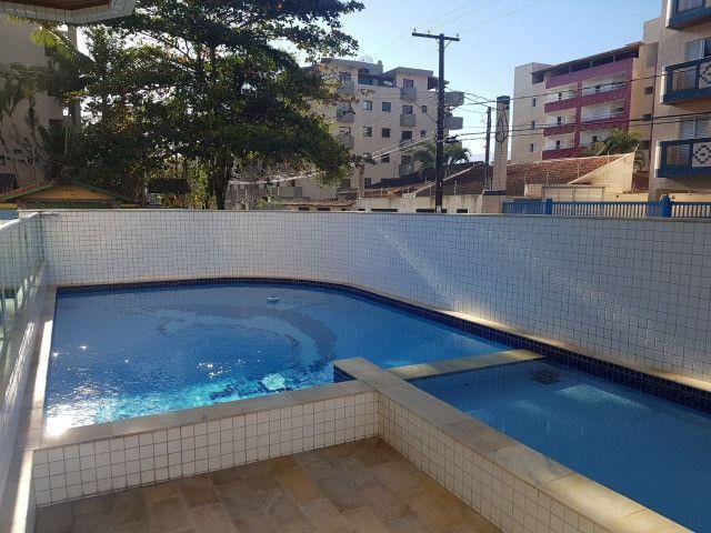 Apartamento c/ varanda e churrasqueira Ubatuba - Foto 10