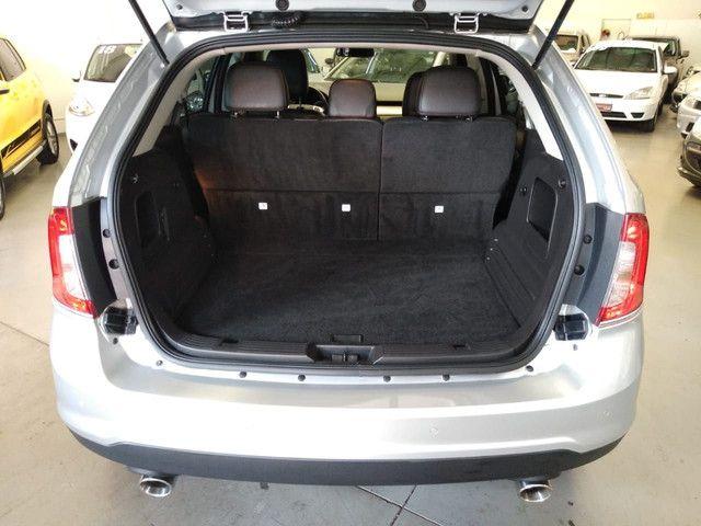 Edge SEL 3.5 V6 4x4 automático 2011 R$57900,00 - Foto 9