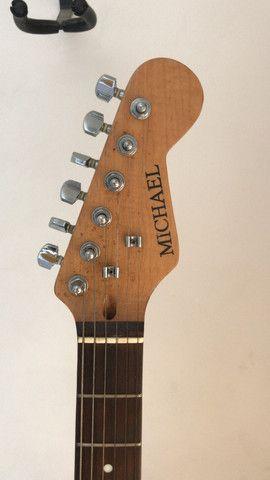 Guitarra Michael Stratocaster Usada