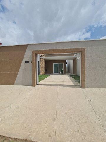 Casas com 3 Suítes com excelente localização loteamento Cidade Verde - Pronta P/ Morar - Foto 6