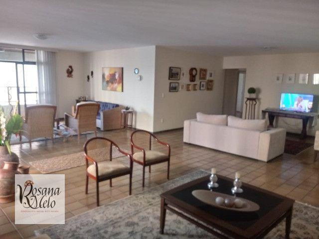 Edf. Viana do Castelo / Apartamento em Boa Viagem / 230 m² / 4 suítes / Vista p/ o mar - Foto 4
