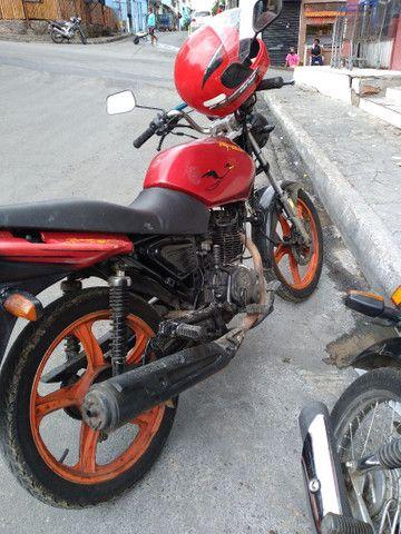 Vendo essa linda moto ano 2012  - Foto 5