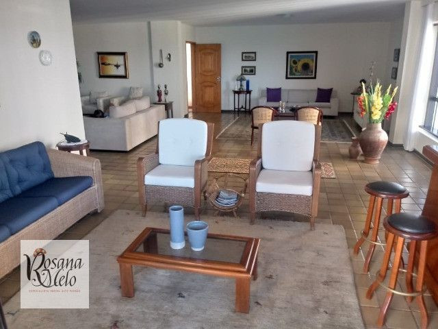 Edf. Viana do Castelo / Apartamento em Boa Viagem / 230 m² / 4 suítes / Vista p/ o mar - Foto 7
