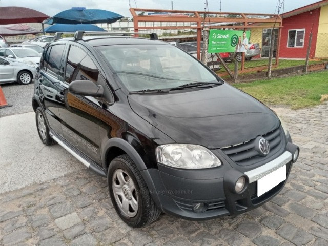 Volkswagen Fox 1.6 Mi Plus Gasolina 4P Manual