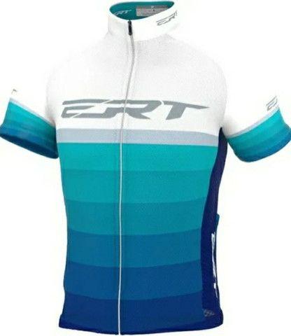 Camisa Ert de Ciclismo - Foto 2