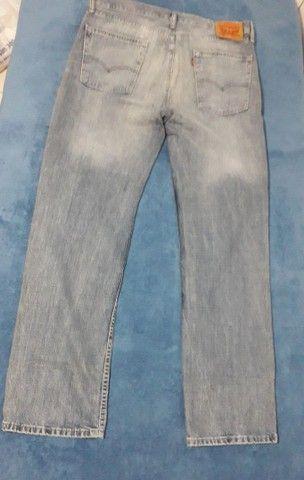 Calça jeans Levi's Original - Foto 2