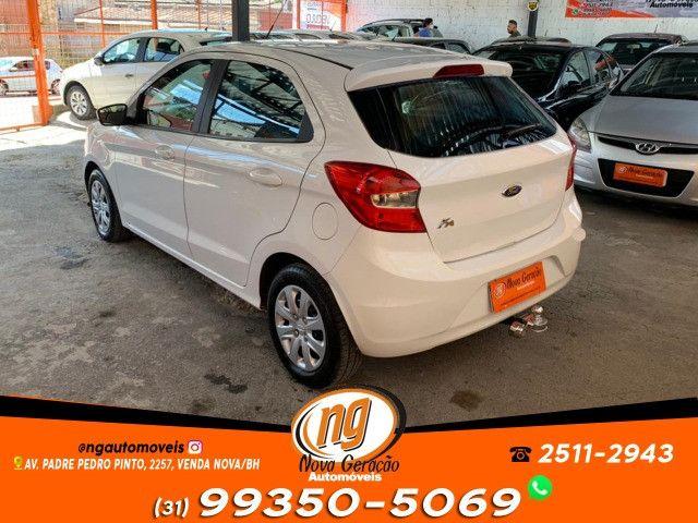 Ford Ka 1.0 SE 2017 Muito Novo - Foto 7