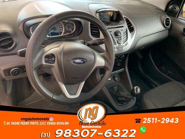 Ford Ka 1.0 SE 2017 Muito Novo - Foto 9