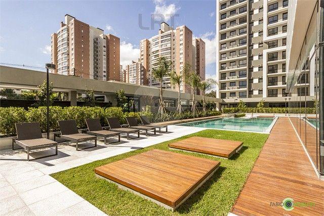 Apartamento à venda com 1 dormitórios em Central parque, Porto alegre cod:REO536192
