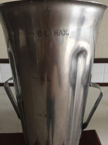 Liquidificador industrial 8L - Foto 5
