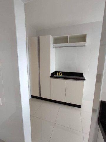 Apartamento com 3 dormitórios para alugar, 104 m² por R$ 2.500,00/mês - Cancelli - Cascave - Foto 4
