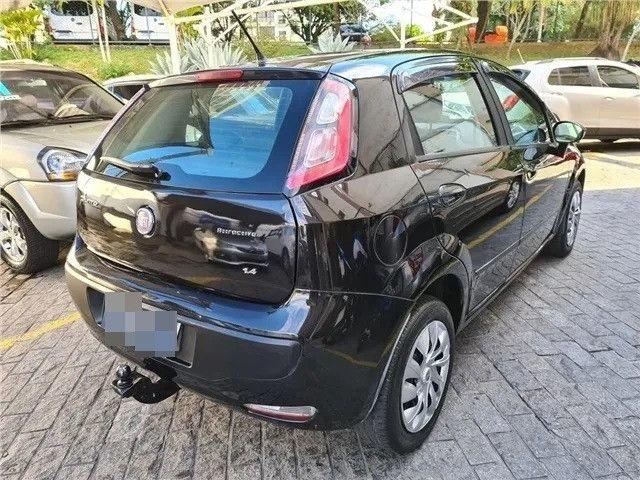 Fiat Punto 2013 1.4 - Foto 5