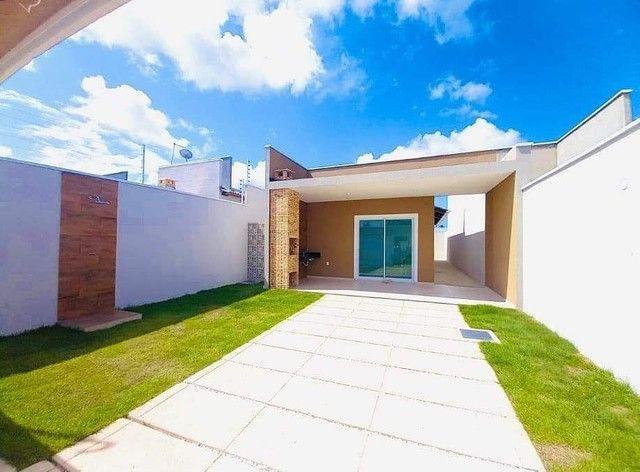 Casas com 3 Suítes com excelente localização loteamento Cidade Verde - Pronta P/ Morar