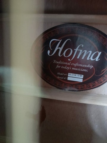 Violão 12 cordas Hofma - Foto 3