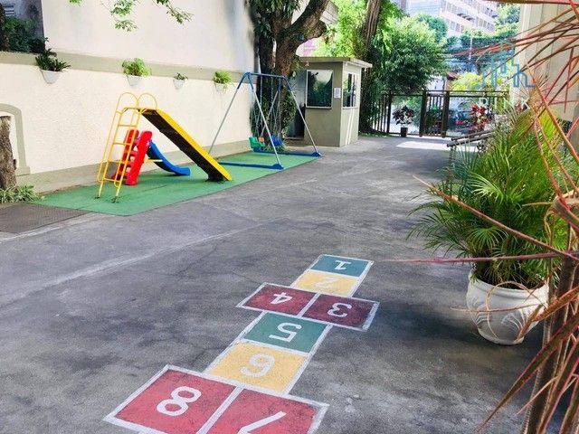 Apartamento com 1 dormitório para alugar, 50 m² - Icaraí - Niterói/RJ - Foto 11