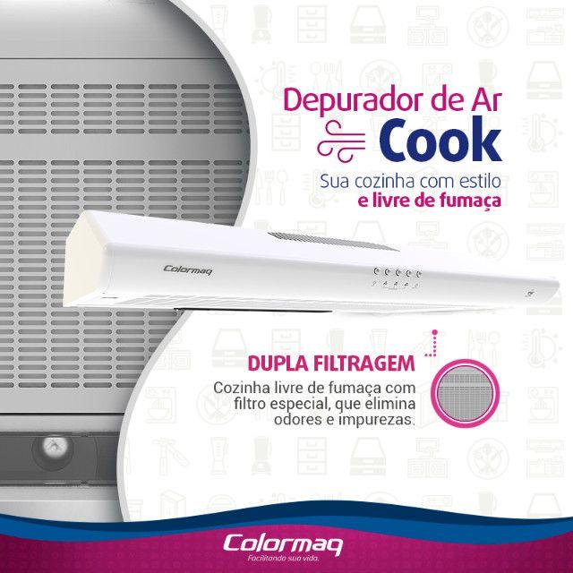 Depurador Ar Cook 60cm Colomarq - Foto 2