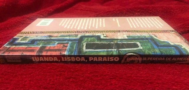 Livro Luanda, Lisboa, Paraíso - Foto 3