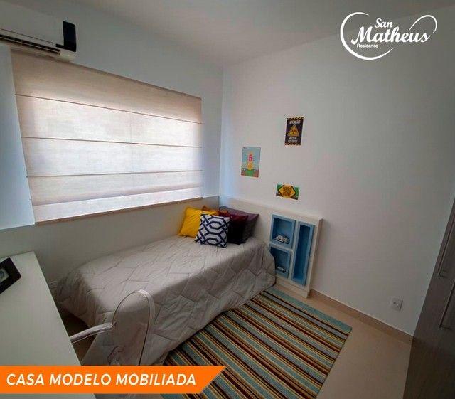 Residencial San Matheus: casa nova de 3 quartos com amplo quintal - Foto 7