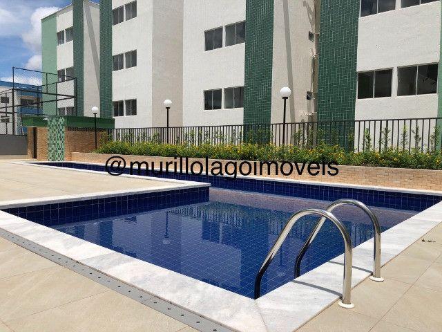 Apartamento venda 2 quartos Solaris City próximo Uninovafapi - Foto 15