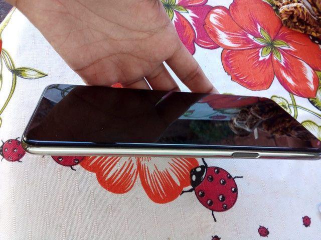 Celular LG K52 64gb 4de ram, desbloqueio digital na lateral cllr fininho ,tela grande top - Foto 3