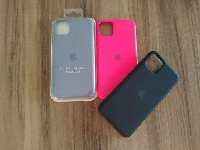 Cases aveludadas iPhone - Foto 4