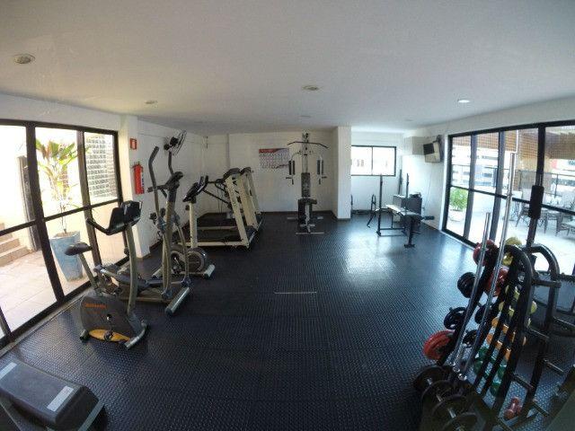 Apartamento de 126m², 3 suítes, 4 quartos, DCE, 3 vagas de garagem, Ponta Verde - Foto 20