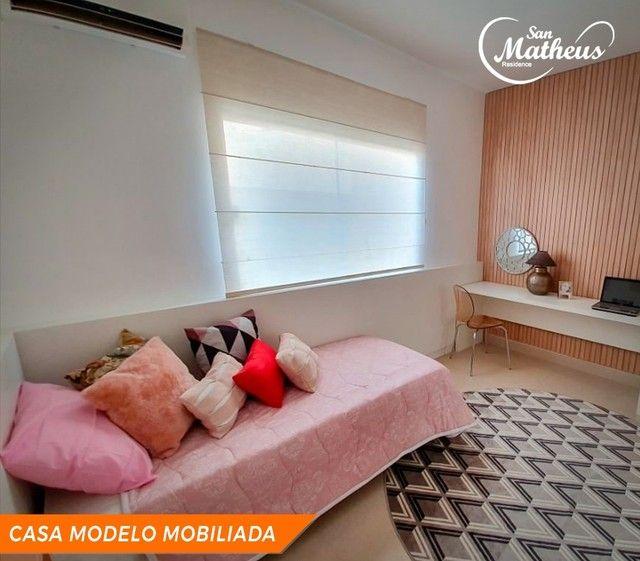 Residencial San Matheus: casa nova de 3 quartos com amplo quintal - Foto 6