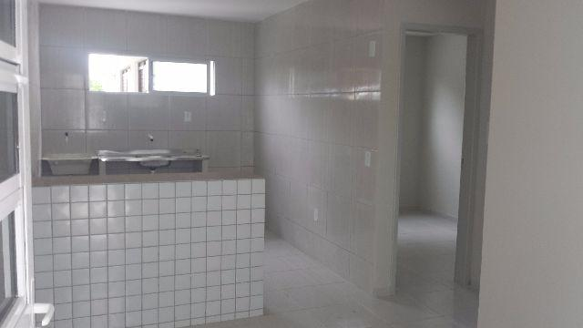 Apartamentos recém construídos com 2 quartos no Cristo