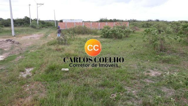 F Terreno Localizado na Estrada de São Jacinto.
