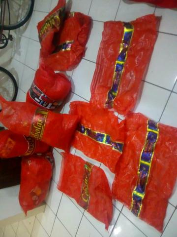 Vendo sacas de cebola 1 real