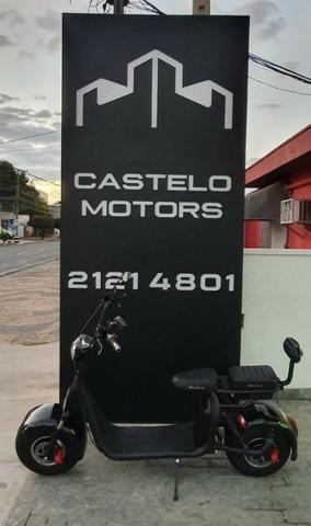 Scooter Moto Elétrica Super 1000W - Loja Física - Campinas - Pronta Entrega