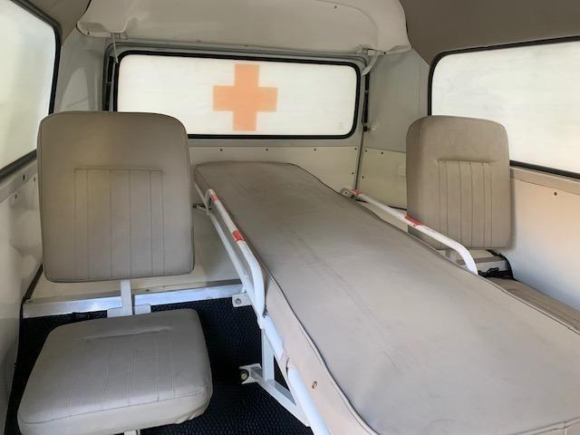 Kombi 2005 12.000km rodados Ambulancia Reliquia Raridade Unica - Foto 11