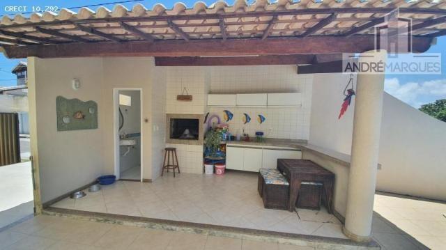 Casa em condomínio para venda em salvador, piatã, 4 dormitórios, 4 suítes, 5 banheiros, 4  - Foto 4