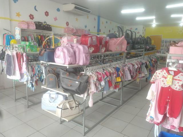 Compre venda ou troque roupas acessórios calçados brinquedos infantis - Foto 4