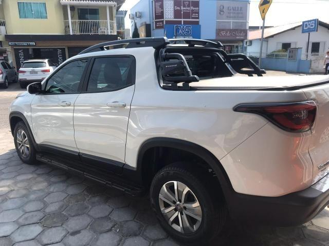 Fiat toro freedom automática flex 2019 c/ 28mil km leia - Foto 2