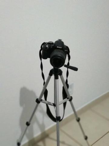 Câmera fotográfica Nikon D3100 - Foto 4