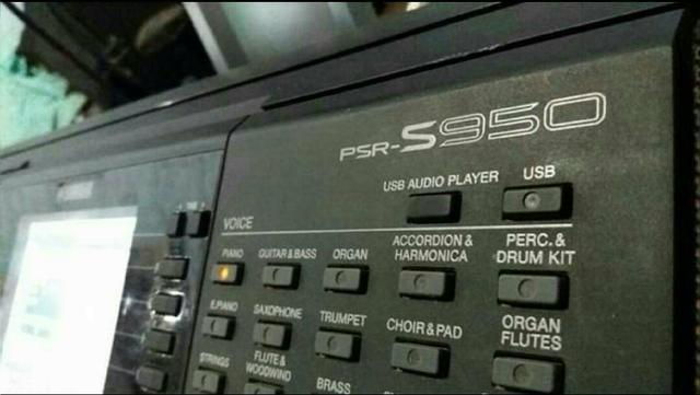 Teclado PSR-S950 - Foto 5