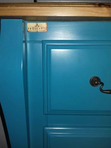 Gaveteiro azul - Foto 3