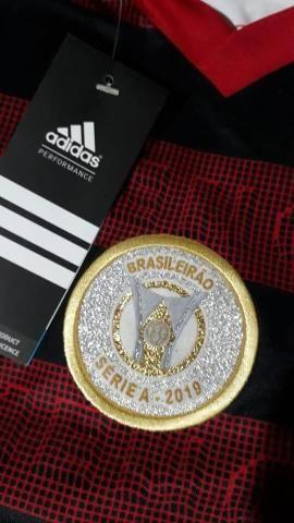 Camisa oficial de jogo do flamengo! Original! - Foto 4