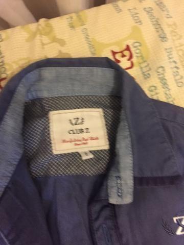 Camisa Club Z 2 anos - Foto 2