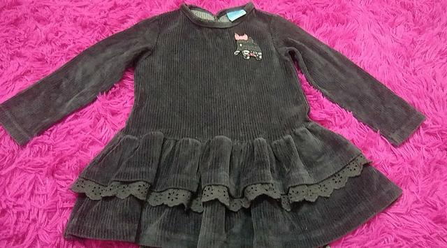 Conjunto infantil calça e blusa