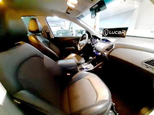Hyundai IX35 2016 2.0 GLS Aut. c/ GNV - Foto 10